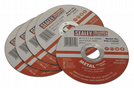 Sealey  Metal Cutting Discs- Pack of 10